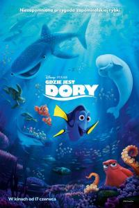 Gdzie jest Dory - HD / Finding Dory