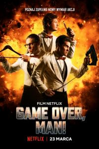 Game Over, Man! HD /