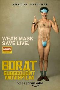 Kolejny film o Boracie - HD / Borat Subsequent Moviefilm