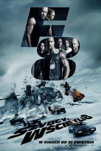 Szybcy i wściekli 8 - CAM HD / The Fate of the Furious